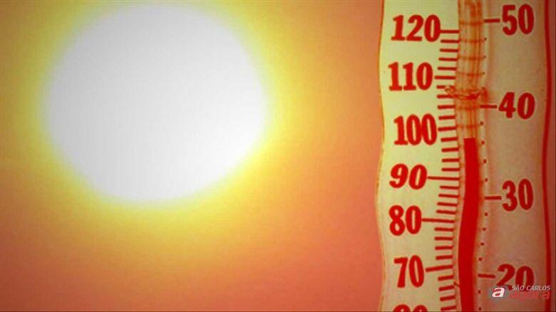 Calor volta com força com termômetros acima dos 30 graus; confira a previsão -