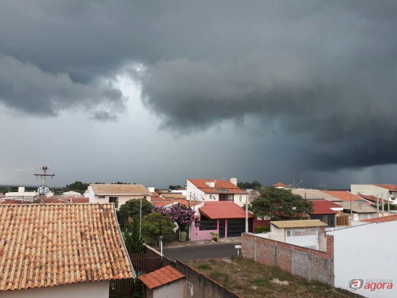 Defesa Civil alerta para possibilidade de chuva moderada/forte nesta manhã -