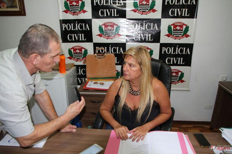 Delegada Denise Gobbi Szakal -