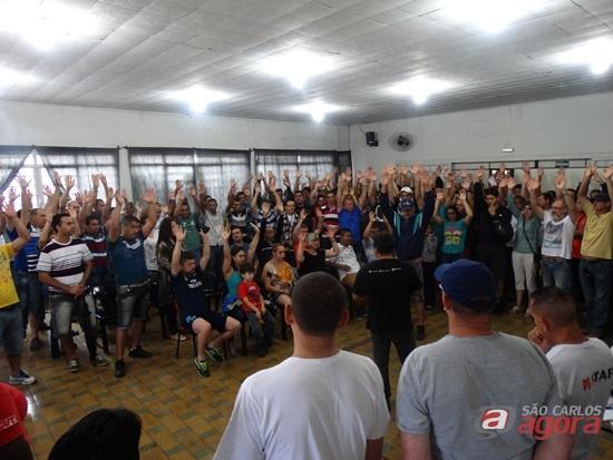 Foto: Sindicato dos Metalúrgicos/Divulgação -
