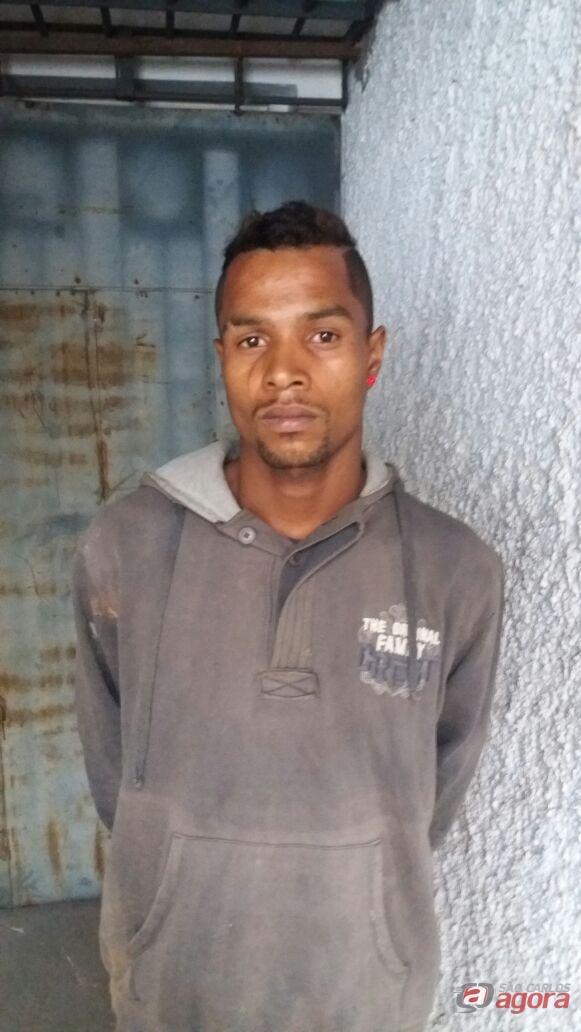 Jovem acusado de abusar sexualmente da enteada de 9 anos é preso pela PM -