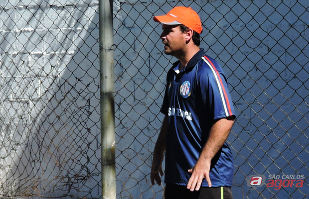Segundo Michael, preparo físico da equipe não é motivo de preocupação. Foto: Gustavo Curvelo/Divulgação -