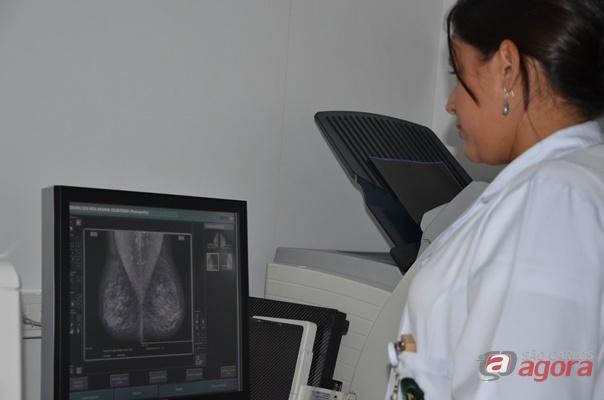 Mamografia pode ser agendada sem pedido médico -