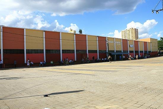 Semana do Evangelho vai ser realizada até sexta-feira na Praça do Mercado Municipal -