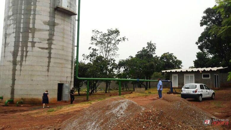 SAAE informa que pode faltar água nesta quarta-feira no grande Cidade Aracy -