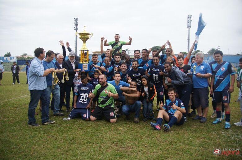 Com goleada, Tangará conquista o título do Campeonato Varzeano 2017 -