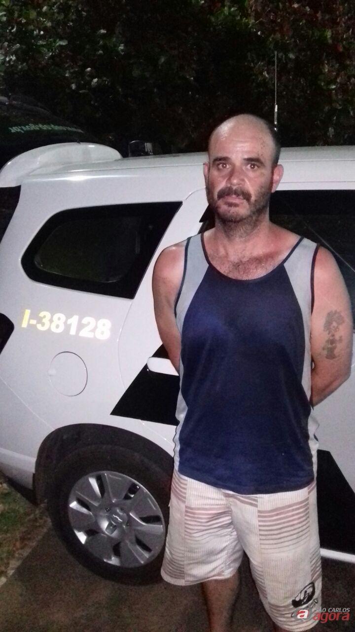 Procurado pela Justiça é preso no Presidente Collor -