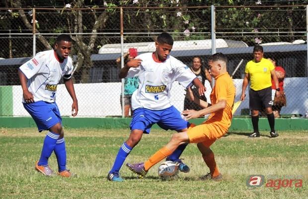 São-carlenses foram líderes de seus grupos na Taça Paulista sub16 e sub19. Foto: Gustavo Curvelo/Divulgação -