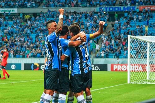 Foto: Lucas Uebel/Grêmio FBPA -
