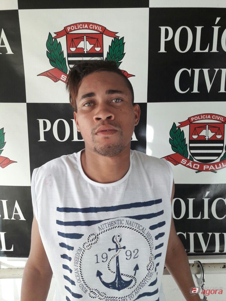Procurado pela Justiça é preso pela PM em Ribeirão Bonito -