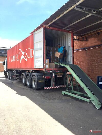 Toalhas São Carlos exporta produtos para Argentina e Paraguai -