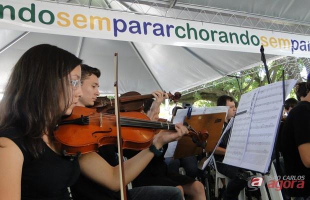 14ª edição do Festival Chorando Sem Parar começa no dia 4 de dezembro em São Carlos  -