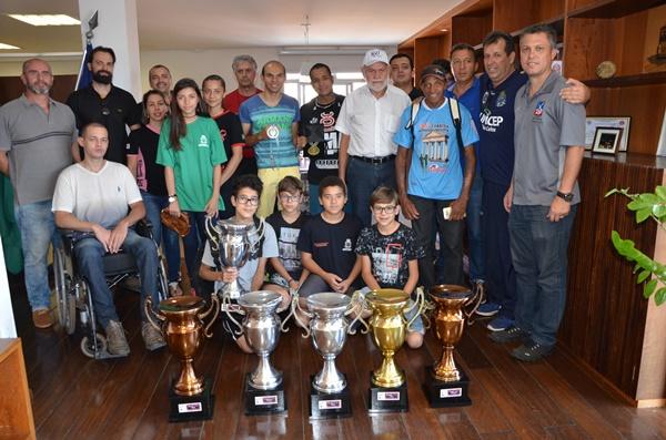 São Carlos tem boa colocação nos Jogos Abertos   -