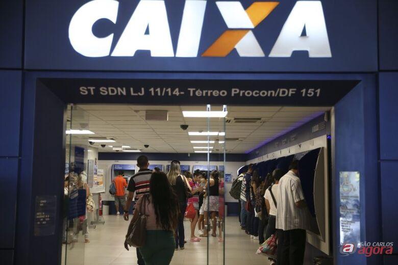 SÃO CARLOS: clientes com débitos na Caixa Econômica poderão quitar dívidas com descontos especiais -