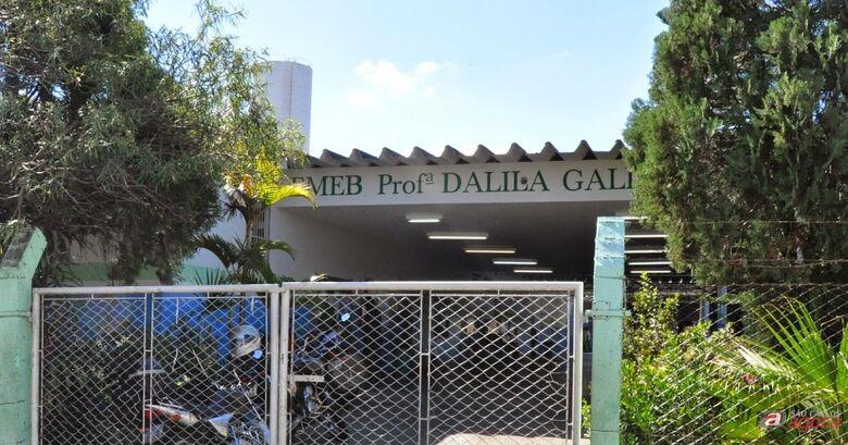 Guarda Municipal encontra entorpecentes em armário da EMEB Dalila Galli -
