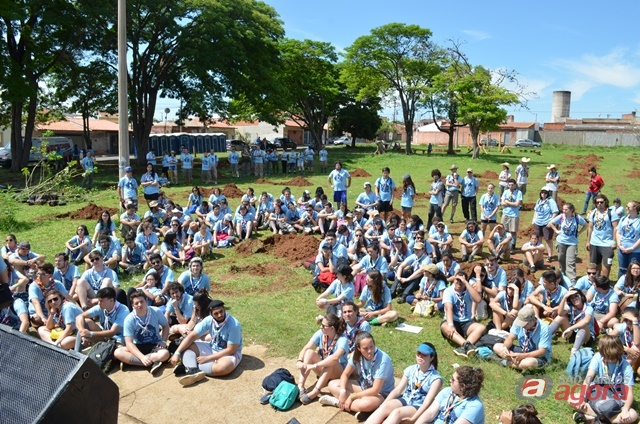 Grupo Escoteiro revitaliza São Carlos VIII -
