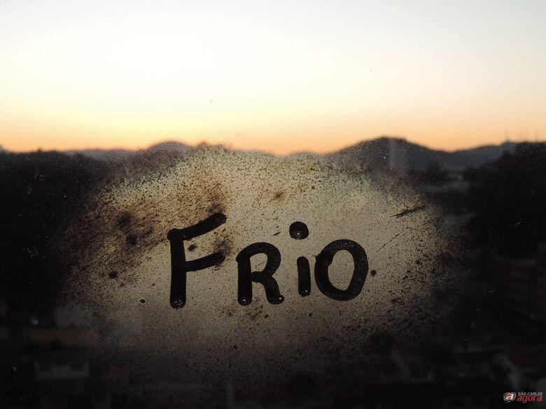 Quarta-feira começou fria em São Carlos; confira a previsão -