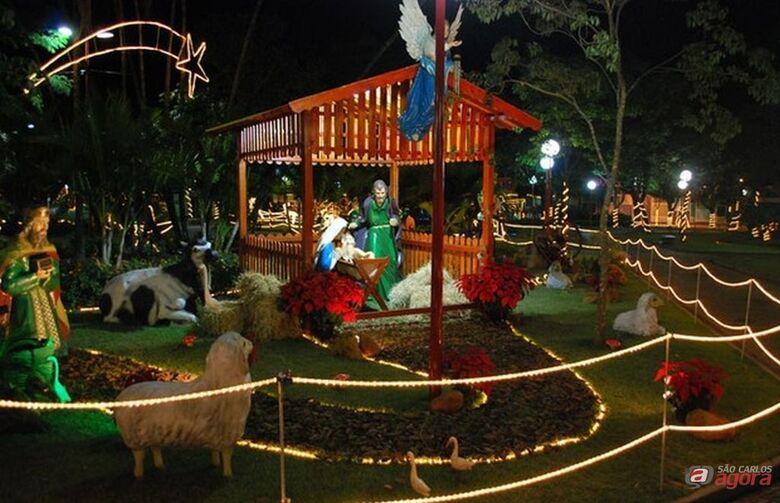 Prefeitura de Ibaté prepara festividades de Natal -