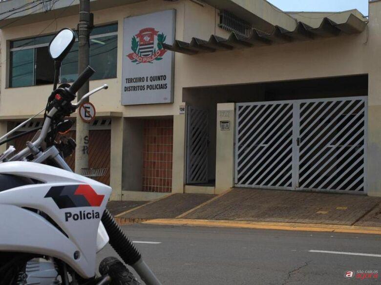 Loja é furtada na avenida São Carlos -