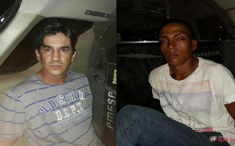 PM prende dois suspeitos de matar jovem de Rio Preto -
