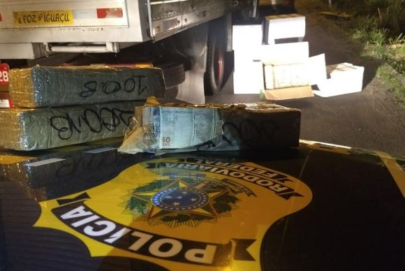 Foto: Divulgação/Polícia Rodoviária Federal -