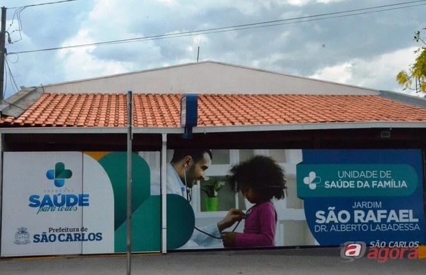 USF do Jardim São Rafael vai atender mais de 2 mil pessoas -