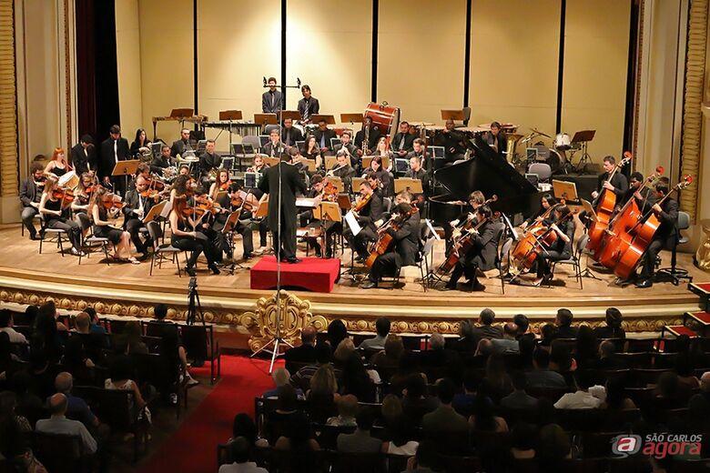 USP Filarmônica apresenta 88º Concerto no Teatro Municipal de São Carlos   -