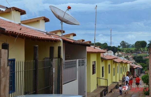 Prefeitura entrega reforma de casas de Santa Eudóxia -