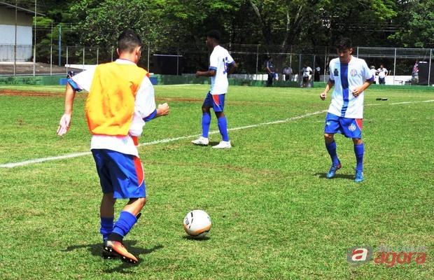 Lobão encerra temporada esperando jogo de bom nível técnico. Foto: Gustavo Curvelo/Divulgação -