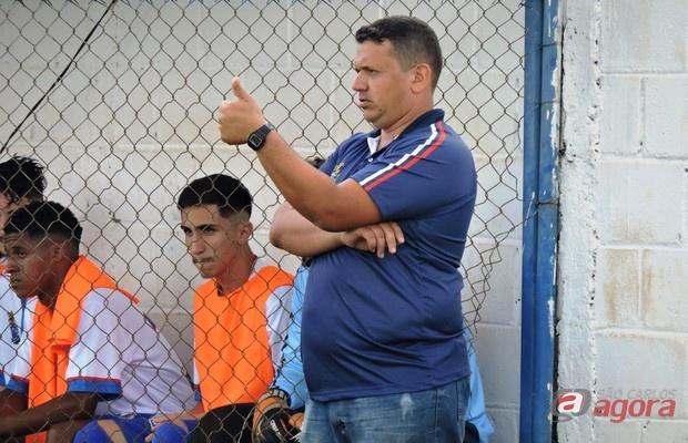 Segundo Jonathas Mendes, resultados do Lobão na Taça Paulista foram satisfatórios. Foto: Gustavo Curvelo/Divulgação -