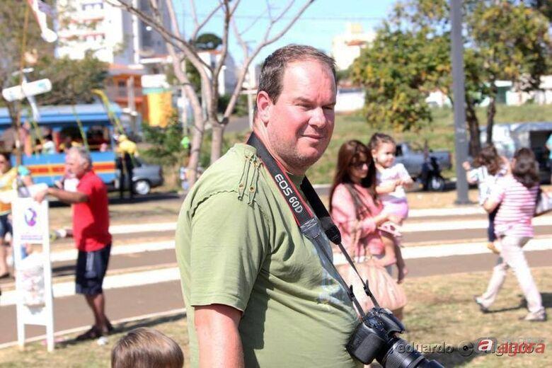 NOTA DE FALECIMENTO: Nossa homenagem ao repórter fotográfico Milton Rogério Linari -