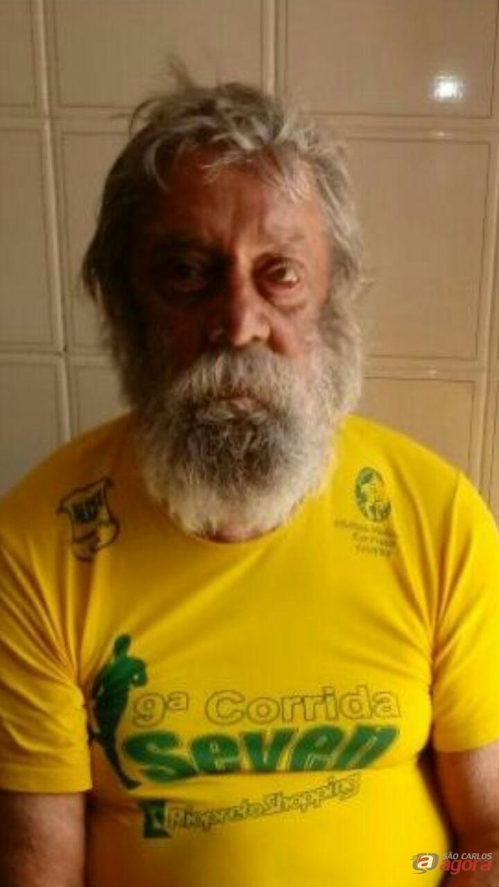 """Papai Noel"" é preso por policias civis de São Carlos -"