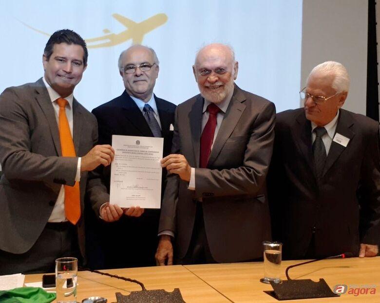 Aeroporto Internacional de São Carlos vai receber R$ 2 milhões do Governo Federal para investimento -