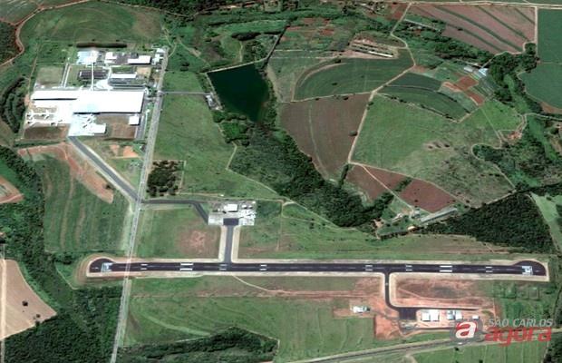 Aeroporto de São Carlos vai receber R$ 2 milhões em investimentos  -