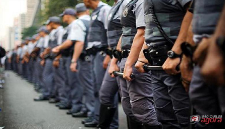 Governo autoriza 5.400 vagas para concursos da Polícia Militar -