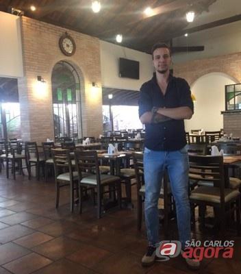 Jovem empreendedor se destaca em São Carlos -