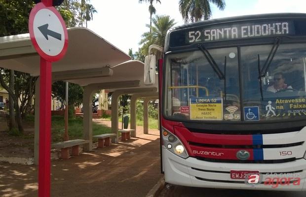 Suzantur São Carlos amplia horários de ônibus para Santa Eudóxia -