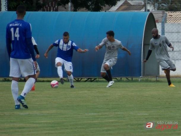 Foto: Rovanir Frias/SCFC -