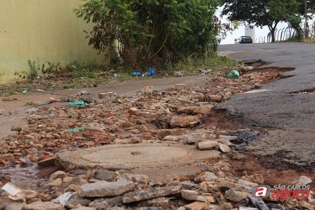 Prefeitura abre propostas para recapeamento do Cidade Aracy -