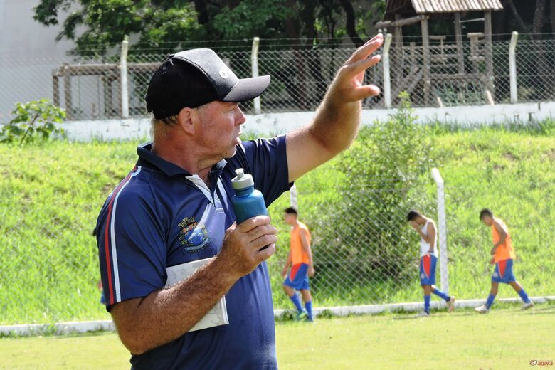 Valmir Dias foi vice-campeão invicto do torneio pelo Grêmio Desportivo. Foto: Gustavo Curvelo/Divulgação -