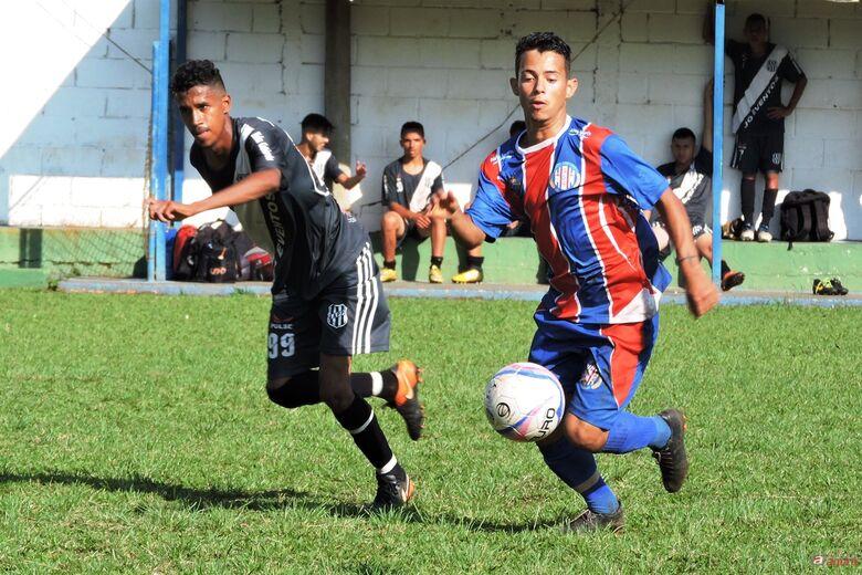 Lobão disputa a competição nas categorias sub17 e sub18. Foto: Gustavo Curvelo/Divulgação -