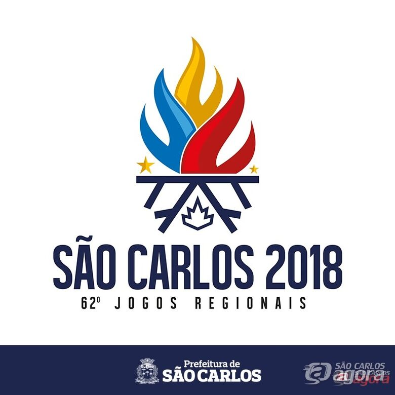 São Carlos será sede dos Jogos Regionais -