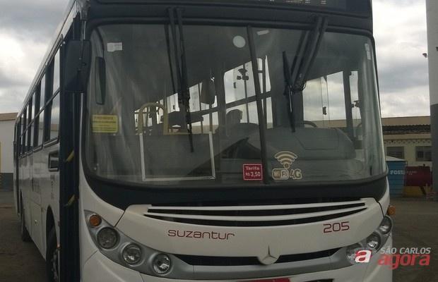 Suzantur altera nomes de 11 linhas em São Carlos a partir do dia 8 de janeiro -