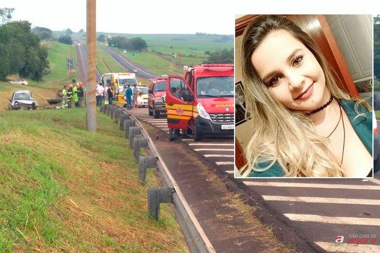 Jovem de 22 anos morre após capotamento de carro na Washington Luis -