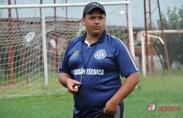 Jonathas Mendes quer usar a partida para observar a condição técnica de seus atletas. Foto: Gustavo Curvelo/Divulgação -