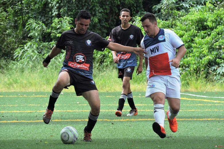 Madureira fez 4 a 0 na Internacional da Vida. Foto: Gustavo Curvelo/Divulgação -