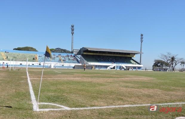 Palco da partida será a casa do Lobão nos jogos da Segunda Divisão. Foto: Gustavo Curvelo/Divulgação -