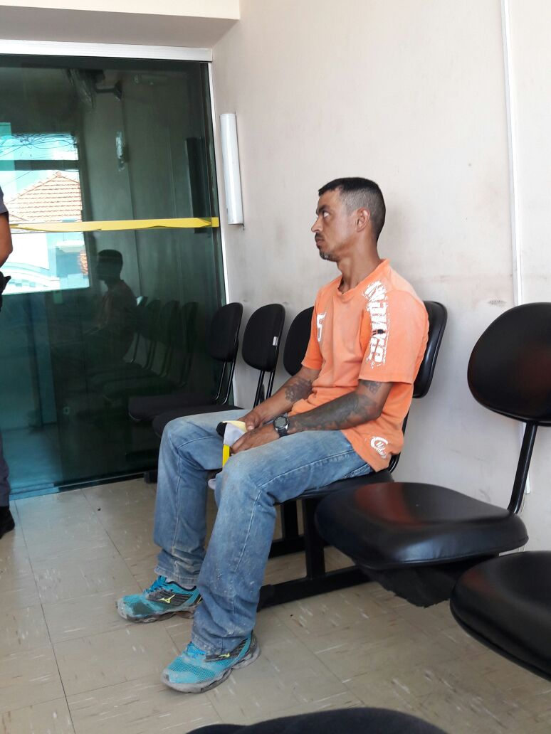 Procurado por homicídio é preso na região da Santa Casa - Crédito: Maycon Maximino
