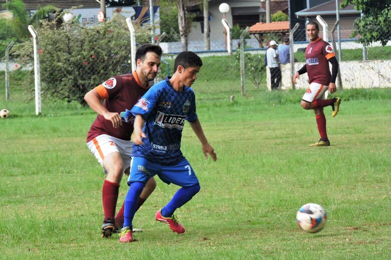 Com vitória por 3 a 1, Presbiteriana Renovada assumiu o segundo lugar - Crédito: Gustavo Curvelo/Divulgação