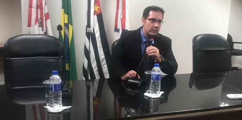 Fauvel foi o grande incentivador da comissão que foi criada pelo então presidente Dr. Luiz Flávio Borges D'Urso - Crédito: Divulgação